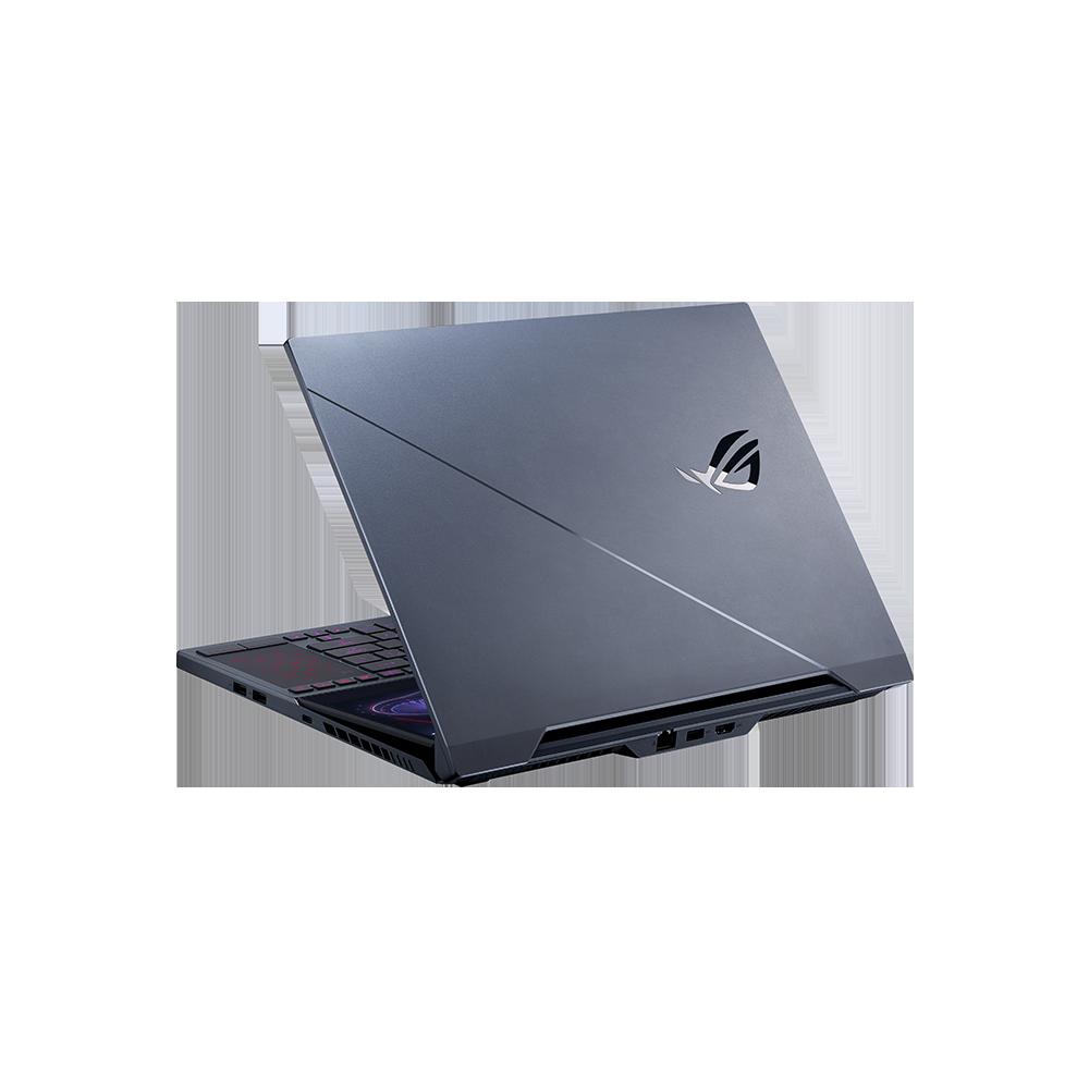 Notebook ASUS ROG Zephyrus Duo 15 GX550LXS-HF157T Cinza