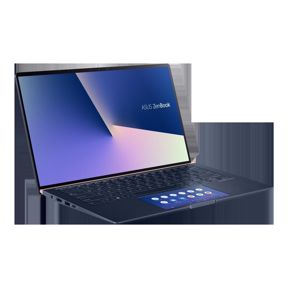 Notebook ASUS Zenbook UX434FAC-A6340T Azul Escuro